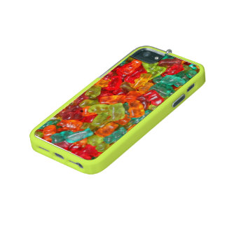 Gummy bearGraft iPhone 5/5S Case Chartreuse Yellow