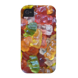 Gummy Bears Background Case For The iPhone 4