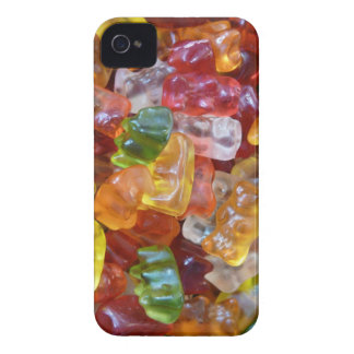 Gummy Bears Background iPhone 4 Cover