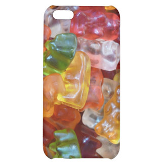 Gummy Bears Background Case For iPhone 5C