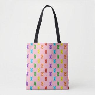 Gummy bears bag