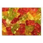 Gummy Bears Card