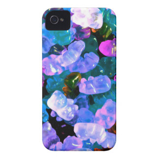 Gummy Bears iPhone 4 Case-Mate Case