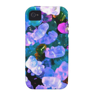 Gummy Bears Vibe iPhone 4 Covers