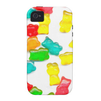 Gummy Bears Vibe iPhone 4 Case