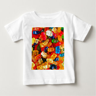Gummy Bears Glore .jpg Baby T-Shirt
