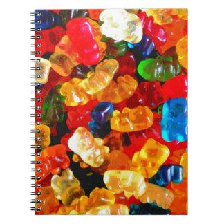 Gummy Bears Glore .jpg Notebook