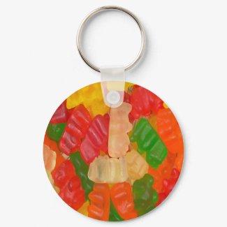 Gummy Bears Keychain keychain