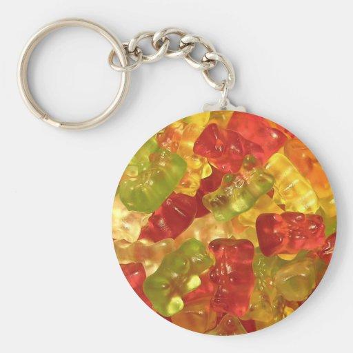 Gummy Bears Keychain