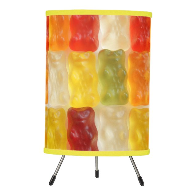 Picture of: Gummy Bears Lamp Zazzle Com