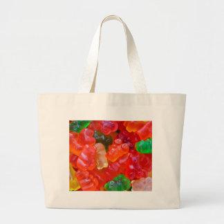 Gummy Bears Large Tote Bag