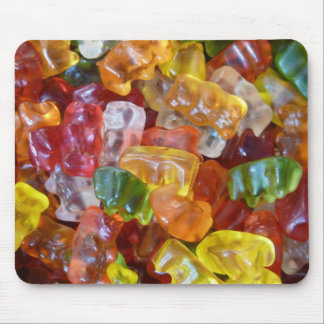 Gummy Bears Mouse Pad