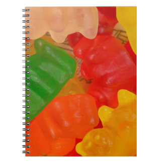 Gummy Bears - Notebook