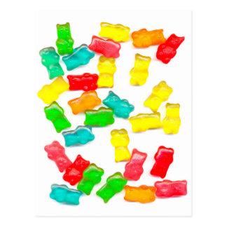 Gummy Bears Post Card