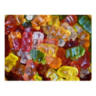 Gummy Bears Post Cards