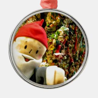 Gummy Gus Metal Ornament