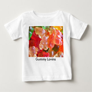 Gummy Lovins Toddler Baby T-Shirt