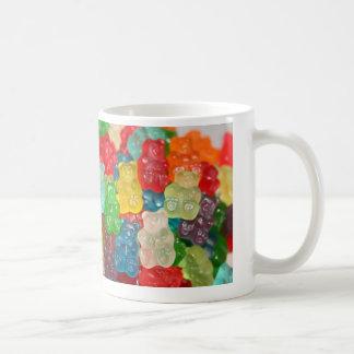 Gummy worm and gummy bear Mug