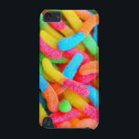 "Gummy Worm iPod 5 case<br><div class=""desc"">Ever want an iPod 5 case to show off to people? Well this is the case!! Hope you like and enjoy the case!</div>"