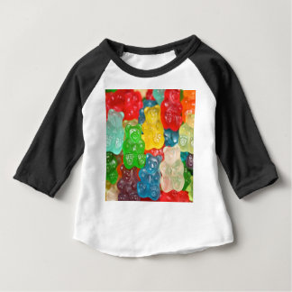 gummybears,candy,colorful,fun,kids,kid,children, baby T-Shirt