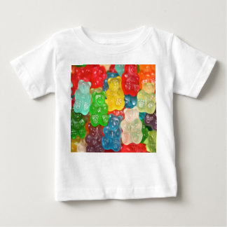 gummybears,candy,colorful,fun,kids,kid,children,pa baby T-Shirt