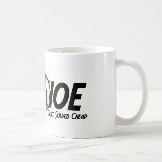 Gumshoe: Cases Solved Cheap Coffee Mug