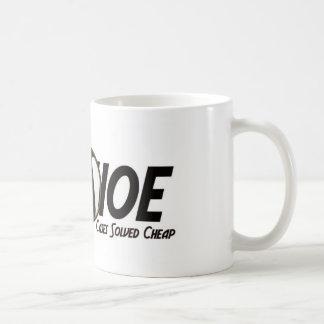Gumshoe: Cases Solved Cheap Mug