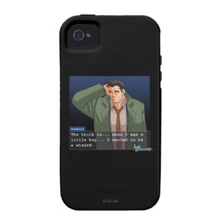 """Gumshoe - """"Truth"""" Vibe iPhone 4 Cover"""