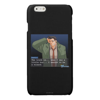 "Gumshoe - ""Truth"" Glossy iPhone 6 Case"