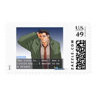 """Gumshoe - """"Truth"""" Stamps"""