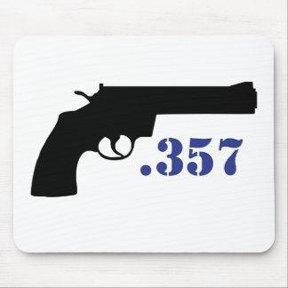 **GUN .357** MOUSE PAD