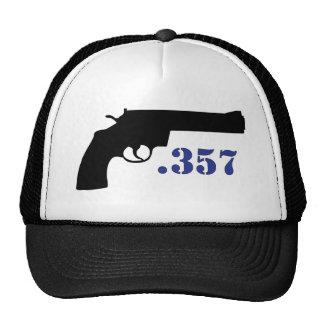 **GUN .357** TRUCKER HAT