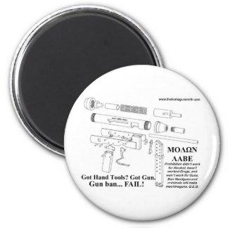 Gun Ban... FAIL! Magnet