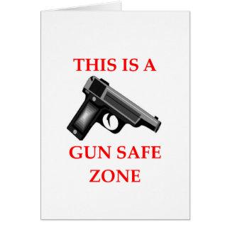 GUN CARD