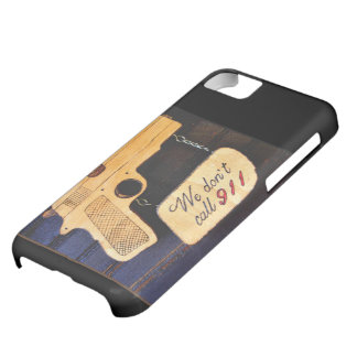 Gun iPhone 5C Case