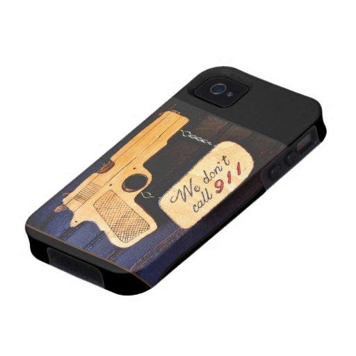 Gun Case-Mate iPhone 4 Cases
