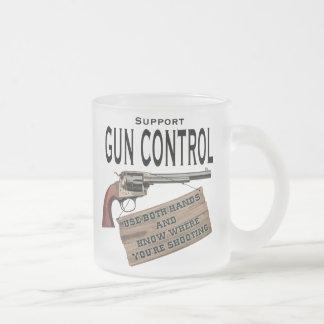 Gun Control Mug