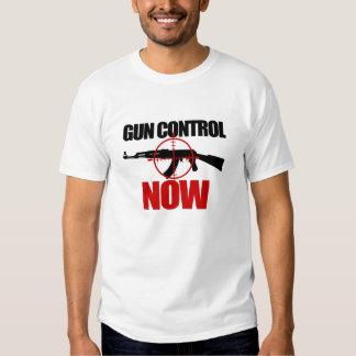 Gun Control NOW !  Ban Assault Weapons ! Shirt