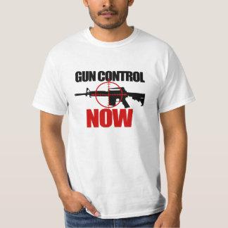 Gun Control NOW !  Ban Assault Weapons ! T-shirt