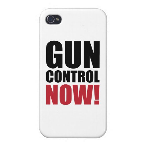 Gun control now iPhone 4/4S case