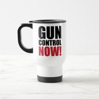 Gun control now coffee mugs