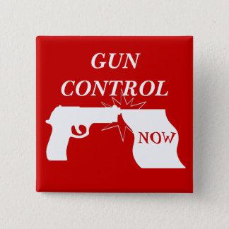 Gun Control Now Pin Button