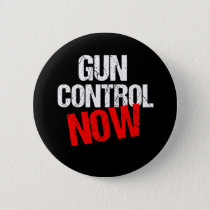 Gun Control Now Pinback Button