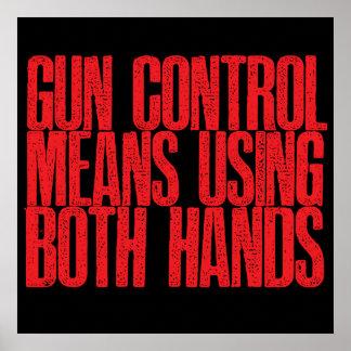 Gun Control Poster