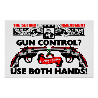 Gun Control? Poster