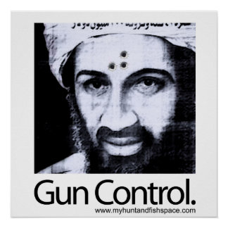 Gun Control Print