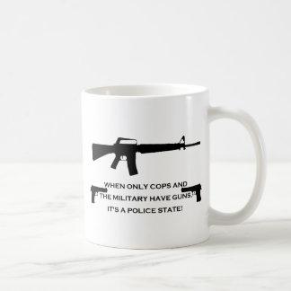 gun cops mug