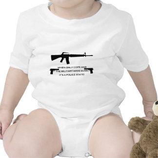 gun cops shirt