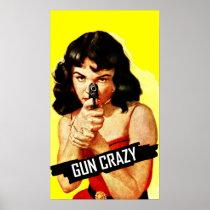 Gun Crazy Babe