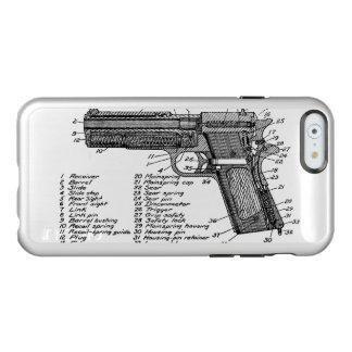 Gun Diagram V2 Incipio Feather Shine iPhone 6 Case
